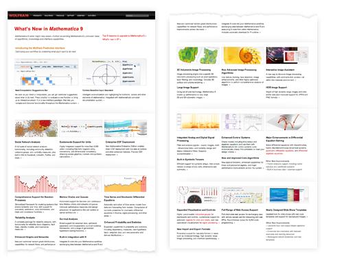 New in Mathematica 9